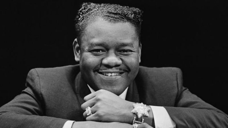 Fats Domino, el pianista que dejó un legado al rock and roll