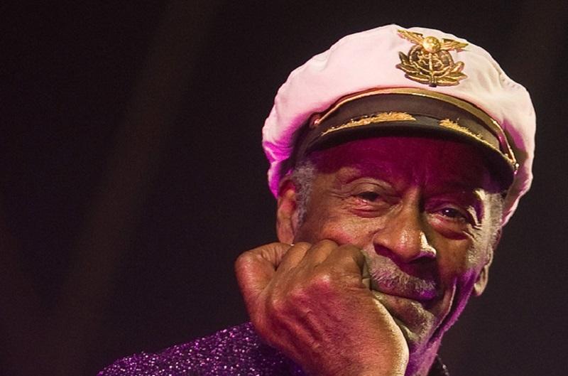 5 canciones de Chuck Berry que tienes que escuchar