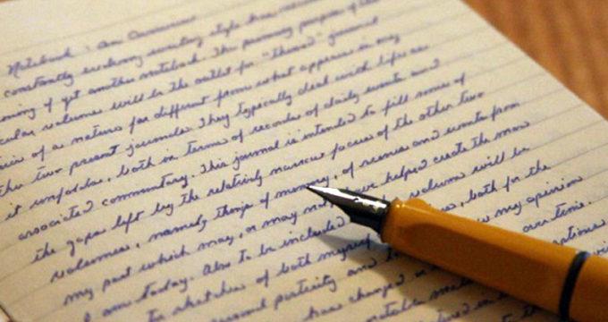 La carta suicida de un hombre que vive