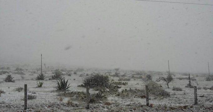 La temperatura más baja del país se registra en Puebla