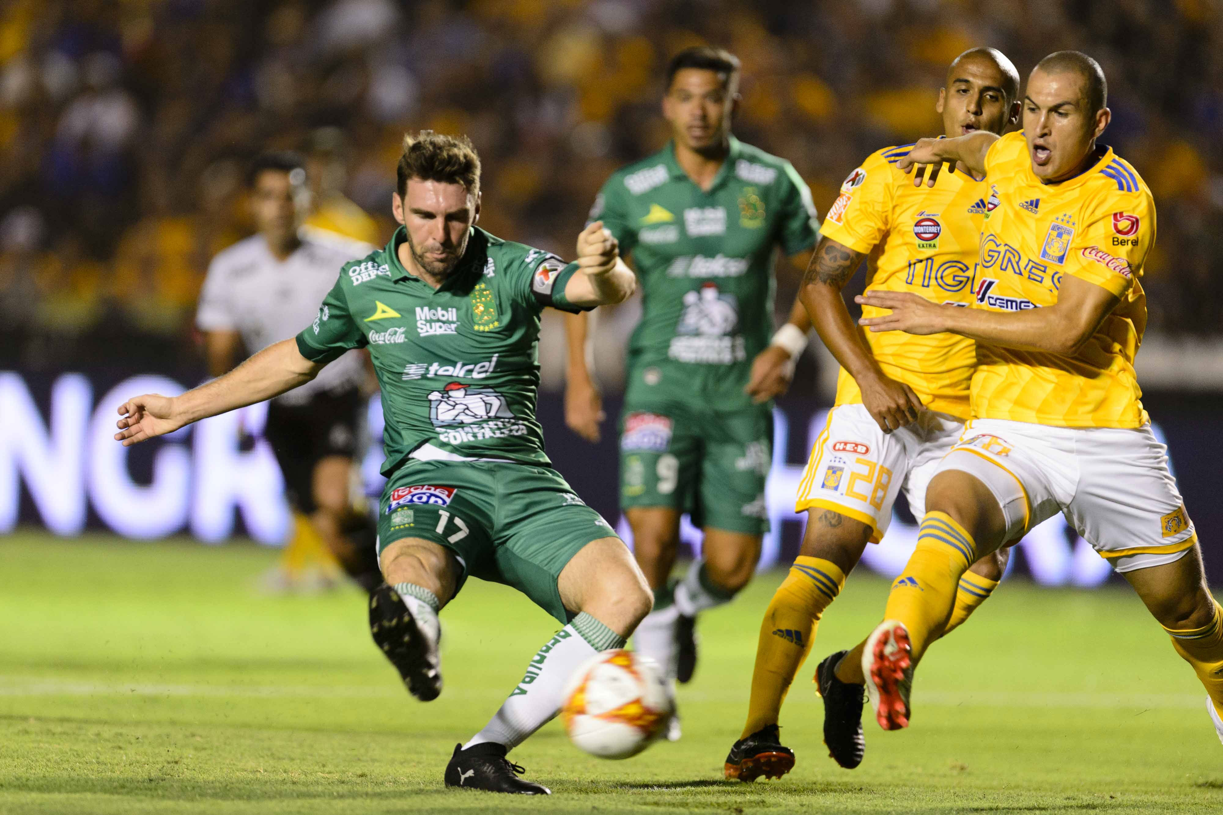 Interesante e inédita final en la Liga MX: León vs Tigres